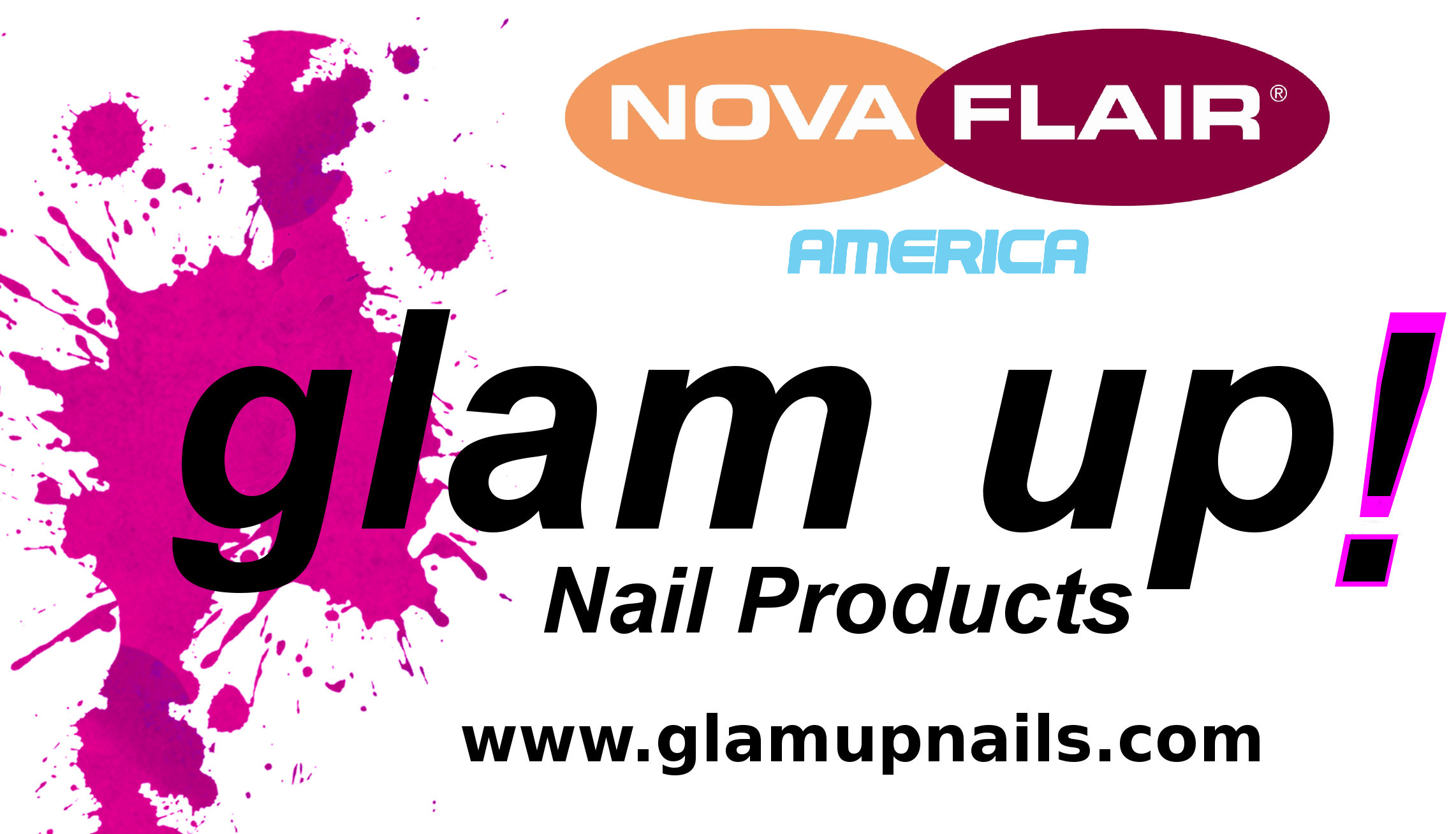 Glam UP! Nail Products